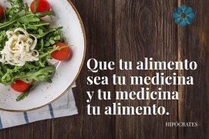 Guía Alimentación Saludable y Combinación Alimentos